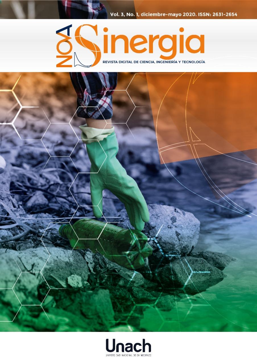 Ver Vol. 3 Núm. 1 (2020): Novasinergia (Diciembre 2019 - Mayo 2020)